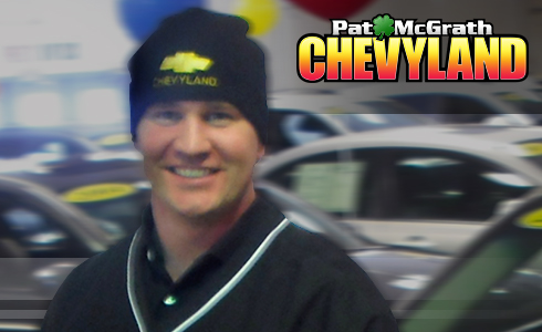Pat Mcgrath Chevyland >> Employee Profile - Brent O'Donnell - McGrath Auto Blog