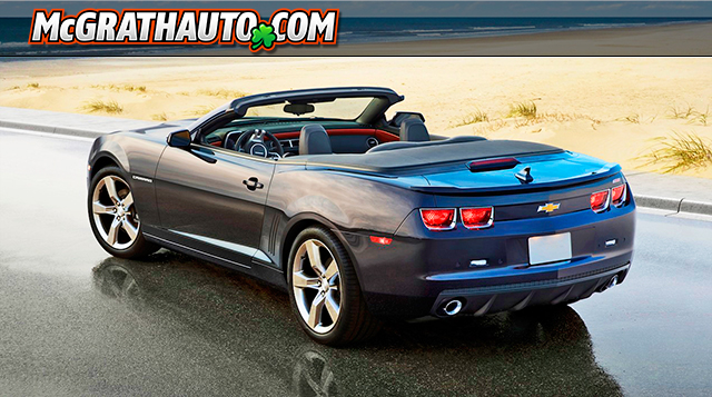 2011 Chevy Convertible