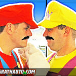 Mario vs. Wario