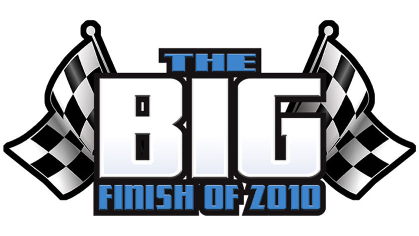 The Big Finish of 2010