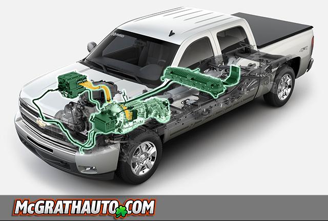 Cedar Rapids Chevy Silverado Hybrid
