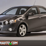 2012 Chevy Sonic Front End