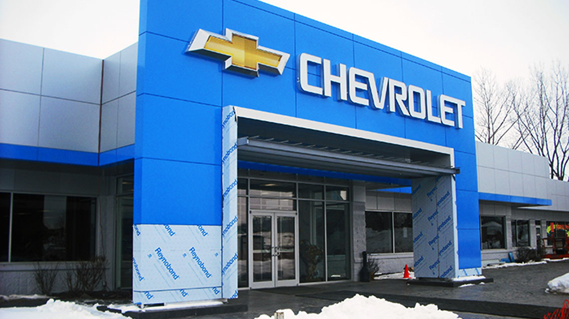 Chevy Building
