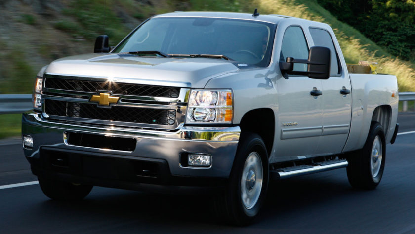 2011 Chevy Silverado HD Turns Truck Lovers Heads in Cedar Rapids