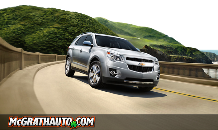 2011 Chevy Equinox Named Best Family Crossover