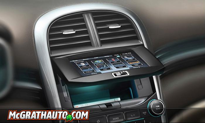 2013 Chevy Malibu Interior Photo Preview