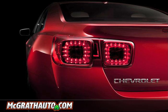 2013 Chevy Malibu Rear Photo Preview