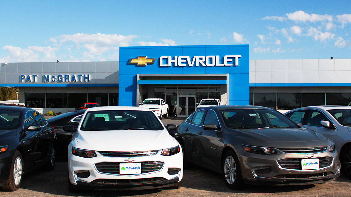 Pat Mcgrath Chevyland >> Pat McGrath Chevyland Earns Dealer of the Year Honors from GM