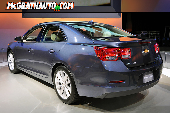 2013 Chevy Malibu ECO in Iowa City
