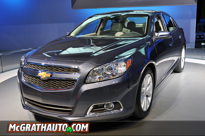 Chevrolet Continues Raising the Bar with 2013 Malibu & Malibu ECO