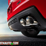 2012 Chevy Camaro ZL1 Dual Tip Exhaust