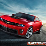 2012 Chevy Camaro ZL1 at Pat McGrath Chevyland