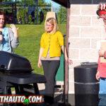 Jaymie & Lindsay McGrath Speak to Marion Baseball