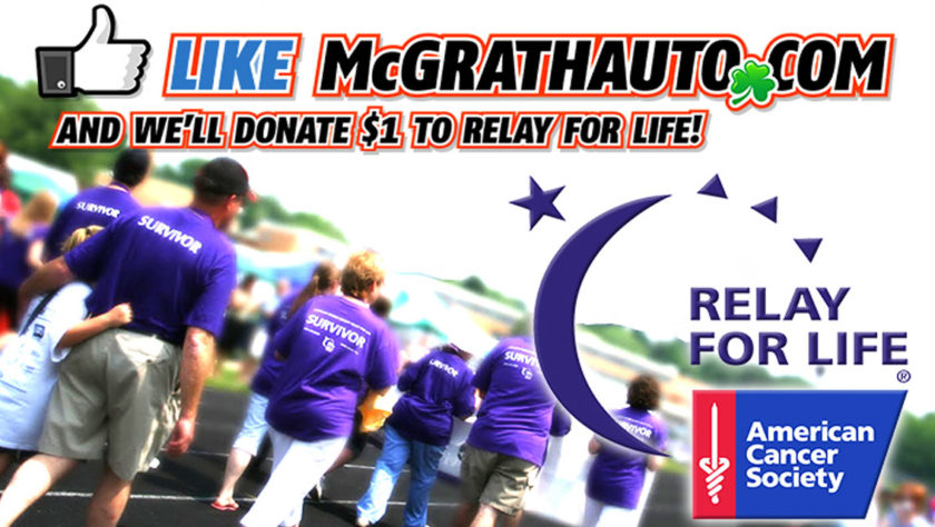 Like McGrath Auto and Fight Cancer