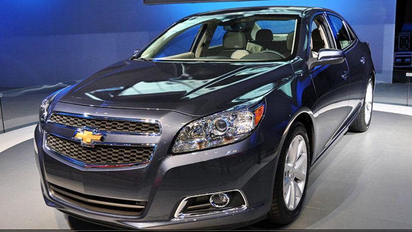 Chevrolet Continues Raising the Bar with 2013 Malibu & Malibu ECO