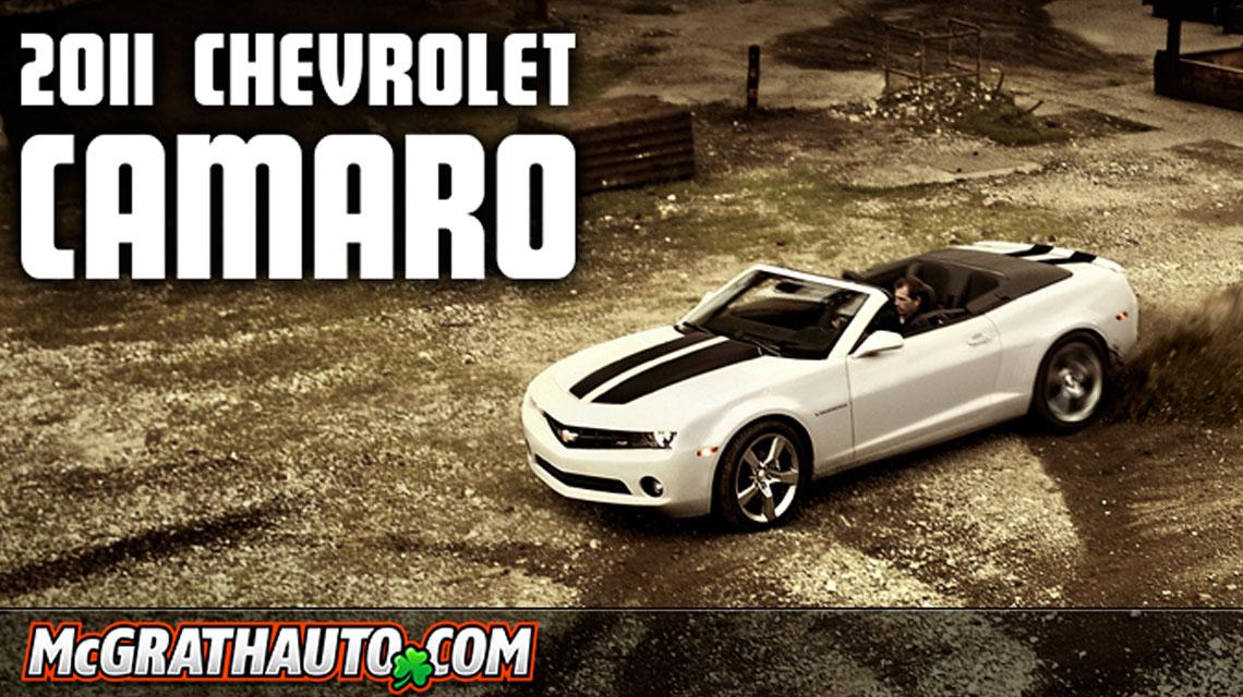 2011 Chevy Camaro