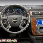2011 Chevy Silverado 2500HD Interior