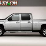 2011 Chevy Silverado 2500HD Profile