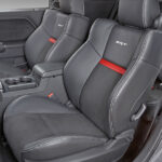 2011 Dodge Challenger SRT8 Seats