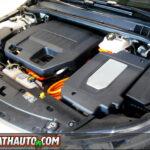 Chevy Volt Engine Bay
