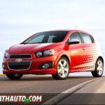 2012 Chevy Sonic Z-SPEC in Cedar Rapids
