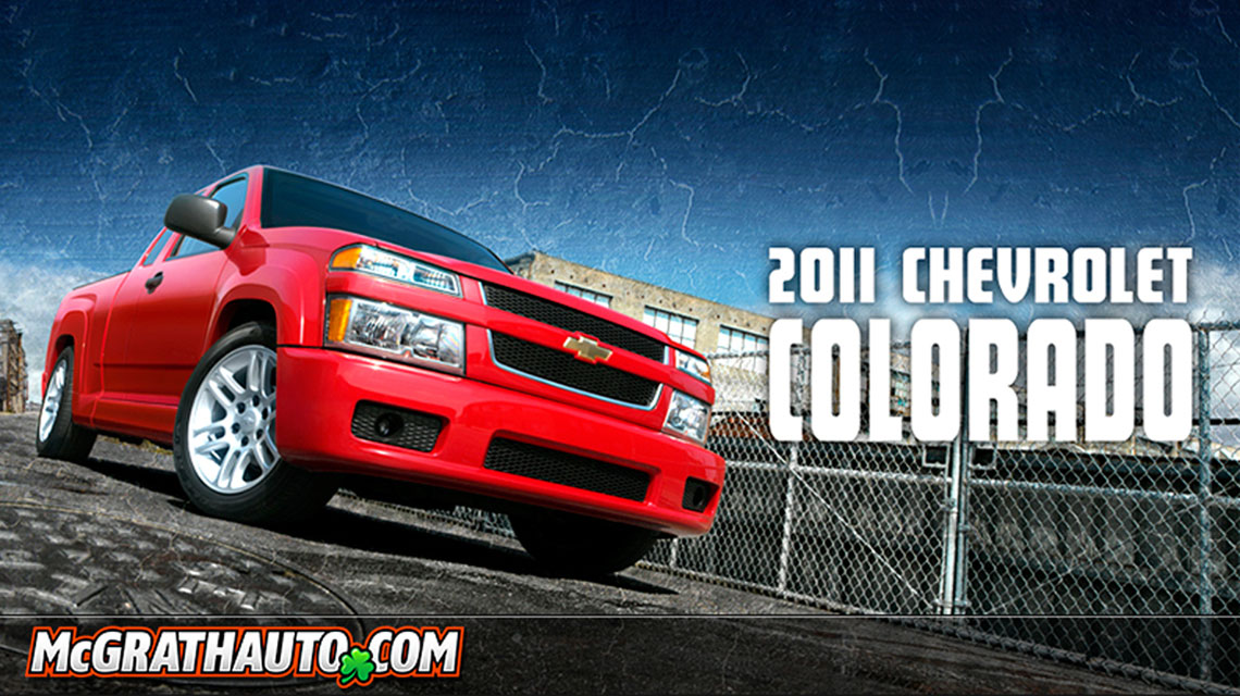 2011 Chevy Coloardo