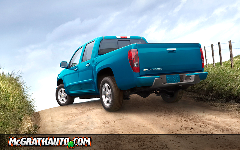 Chevy Colorado Blue For Sale Cedar Rapids IA