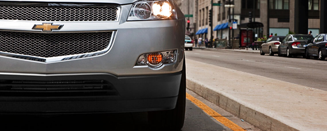 2012 Chevy Traverse