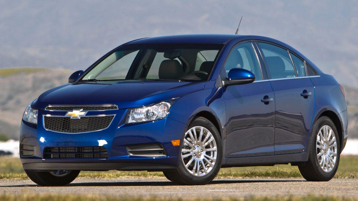 Compact Showdown: 2012 Chevrolet Cruze vs Honda Civic