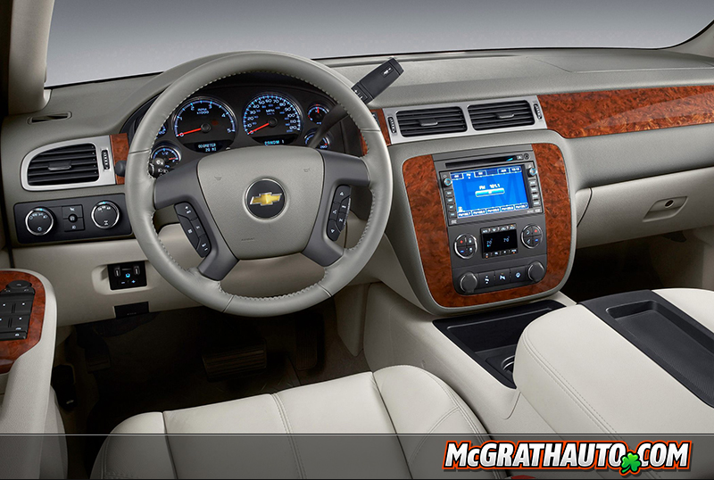 Chevrolet Silverado Interior Iowa