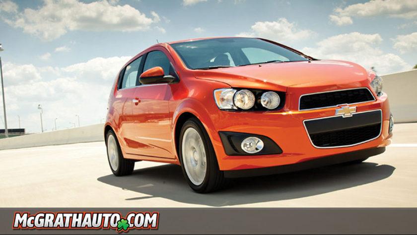 2012 Chevrolet Sonic LZ