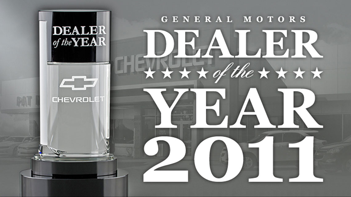 Dealer of the Year 2011