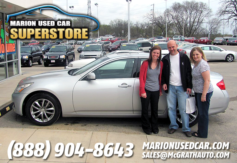 Marion Used Car Superstore Shenanigans!