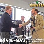 Pat McGrath of McGrath Auto Receiving Dealer of the Year