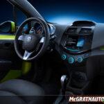 2013 Chevy Spark Interior Dash
