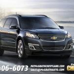 Cedar Rapids Chevy Traverse Dealership