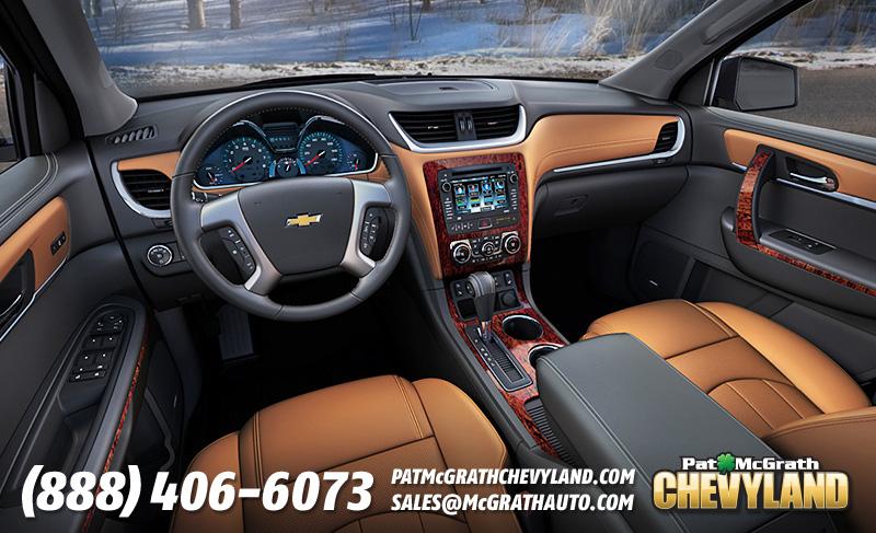 Used Chevy Traverse >> 2013 Chevy Traverse Coming Soon to Cedar Rapids, Iowa Dealership   Iowa City   Pat McGrath Chevyland