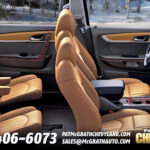 2013 Chevy Traverse Interior Seating