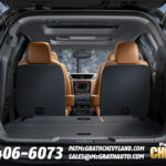 2013 Chevy Traverse Rear Hatch