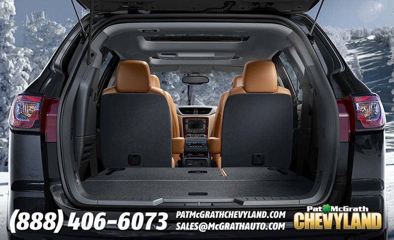 2013 Chevy Traverse Cedar Rapids
