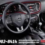 2013 Dodge Dart Interior Dash Manual
