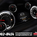 2013 Dodge Ram 1500 Interior Dash Gauges