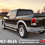 2013 Dodge Ram 1500 Rear Quarter Tailgate