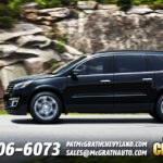 Chevy Traverse  For Sale Cedar Rapids