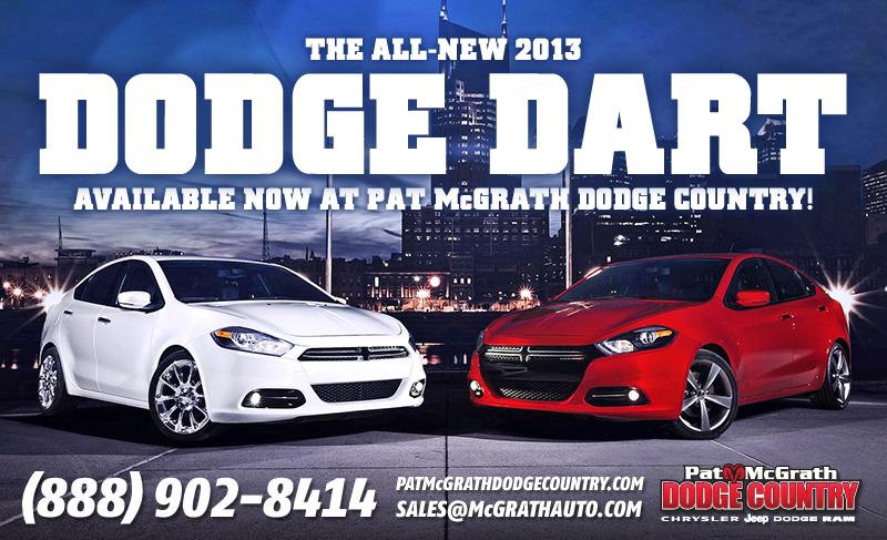 2013 dodge dart gallops into cedar rapids ia dealership iowa city pat mc. Cars Review. Best American Auto & Cars Review