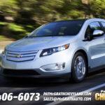 Chevrolet Volt Front Corner