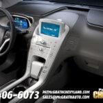 Chevrolet Volt Interior Dash