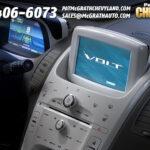 Chevrolet Volt Interior Dash Console