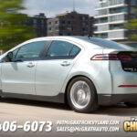 Chevrolet Volt Interior Rear Quarter