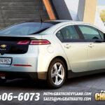Chevrolet Volt Rear Hatch
